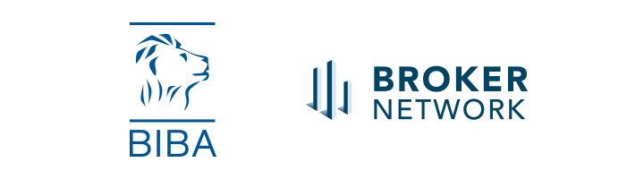 BIBA and Broker Network Logos